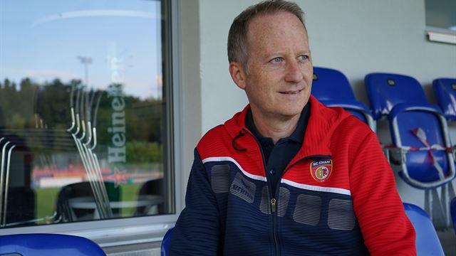 Marcel Werder, Sportchef SC Cham
