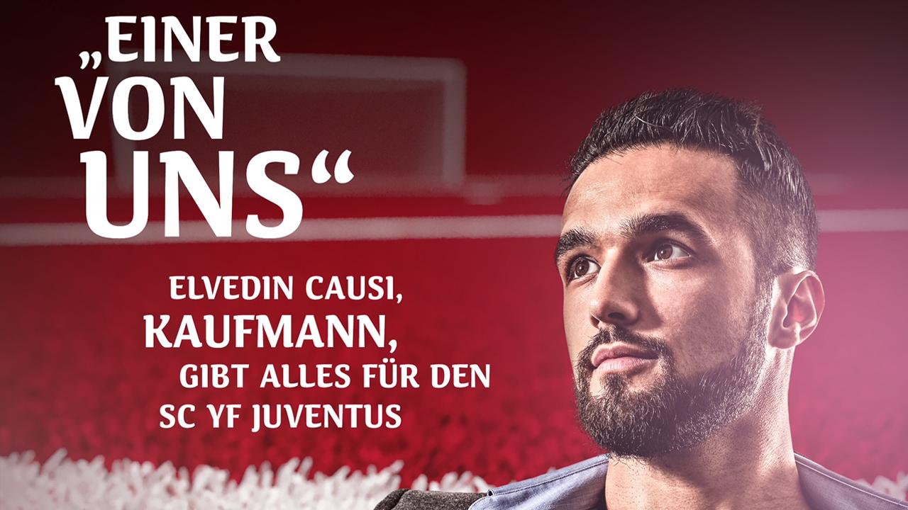 Elvedin Causi, YF Juventus